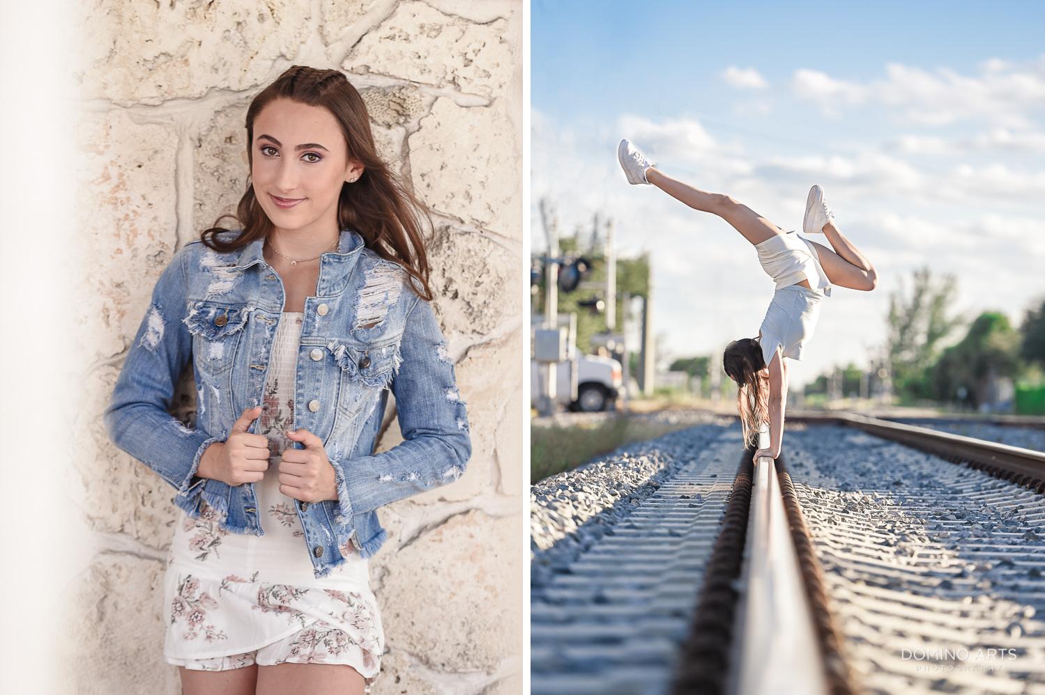 gymnastics theme mitzvah by domino arts