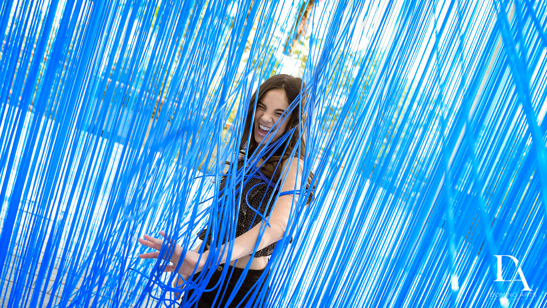 Fun Photo Shoot at Perez Art Museum Miami (PAMM) by Domino Arts Photography