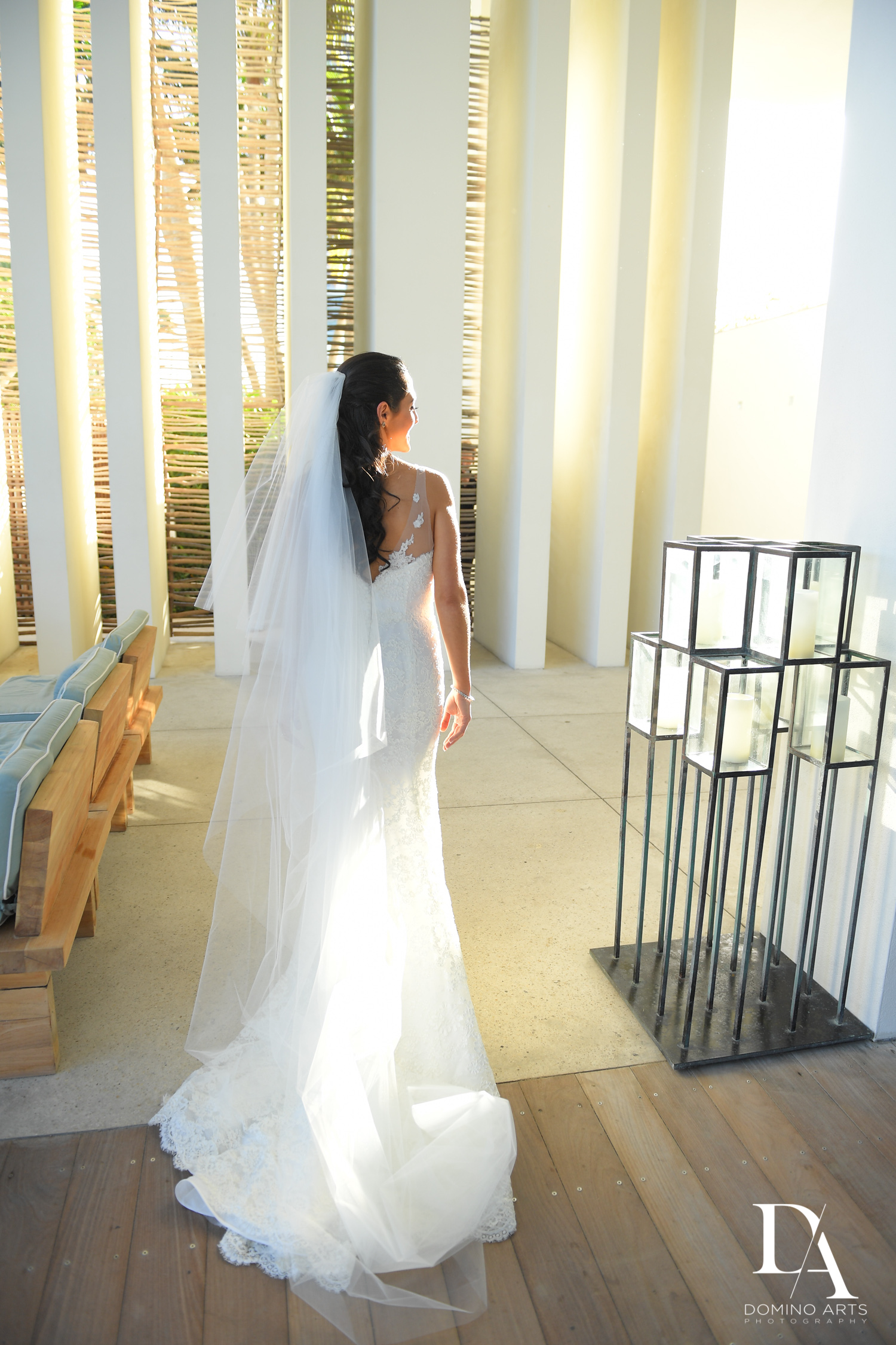 Bride Portrait at W Hotel Miami