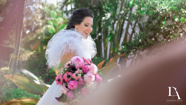 beautiful bride at Fairy-Tale Wedding Photography at BNai Torah Boca Raton by Domino Arts Photography