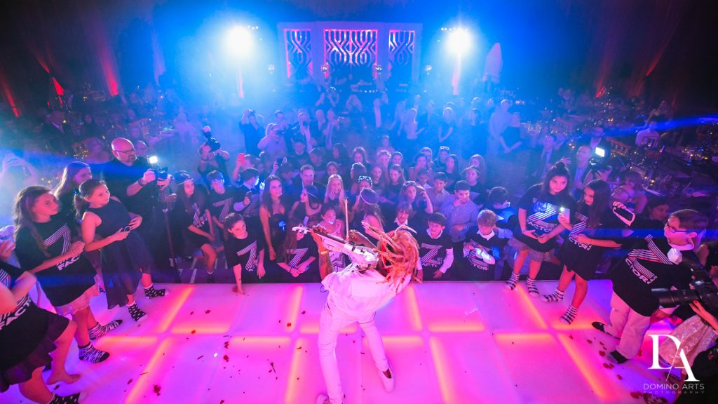 Luxury Celebrity Bat Mitzvah at Four Seasons Miami by Domino Arts Photography