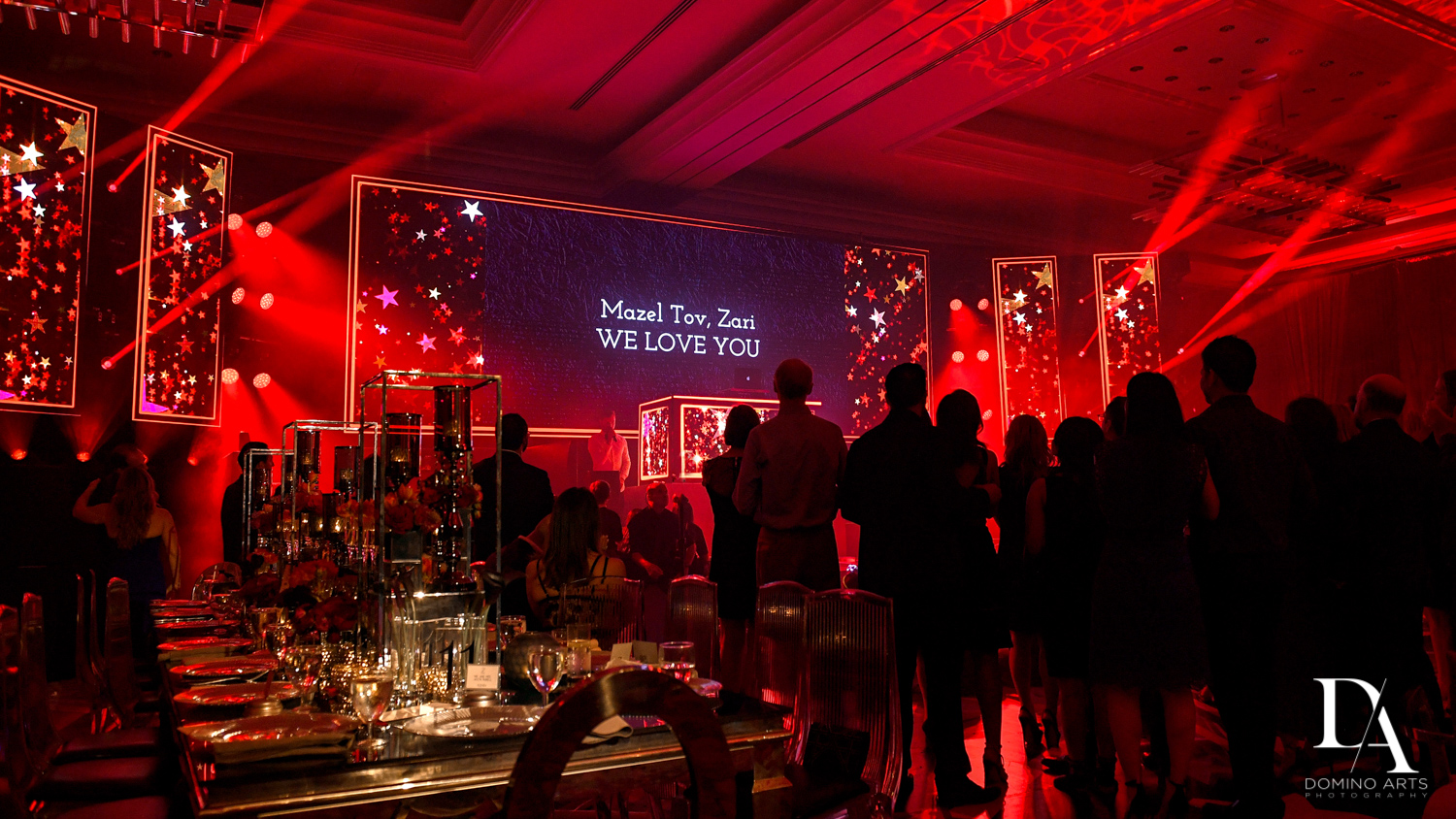 Luxury Celebrity Bat Mitzvah at Four Seasons Hotel Miami by Domino Arts Photography