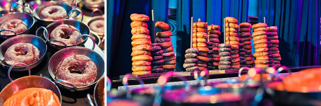 dessert ideas at New York Theme Bat Mitzvah at Woodfield Country Club, Boca Raton by Domino Arts Photography