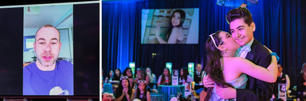 Murrar Impractical Jokers at New York Theme Bat Mitzvah at Woodfield Country Club, Boca Raton by Domino Arts Photography