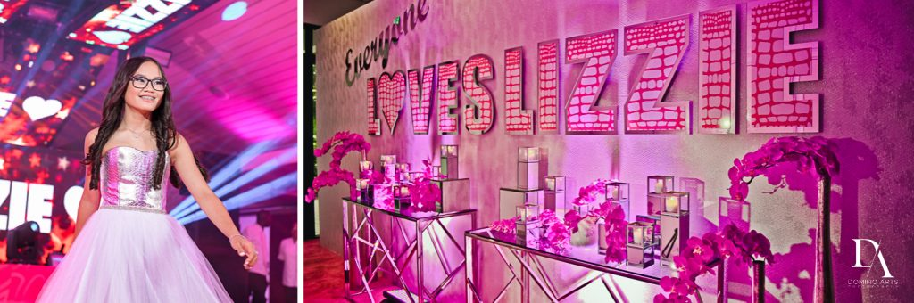decor ideas at LUXURY BAT MITZVAH FEATURING ZEDD AT ST ANDREWS COUNTRY CLUB BY DOMINO ARTS PHOTOGRAPHY
