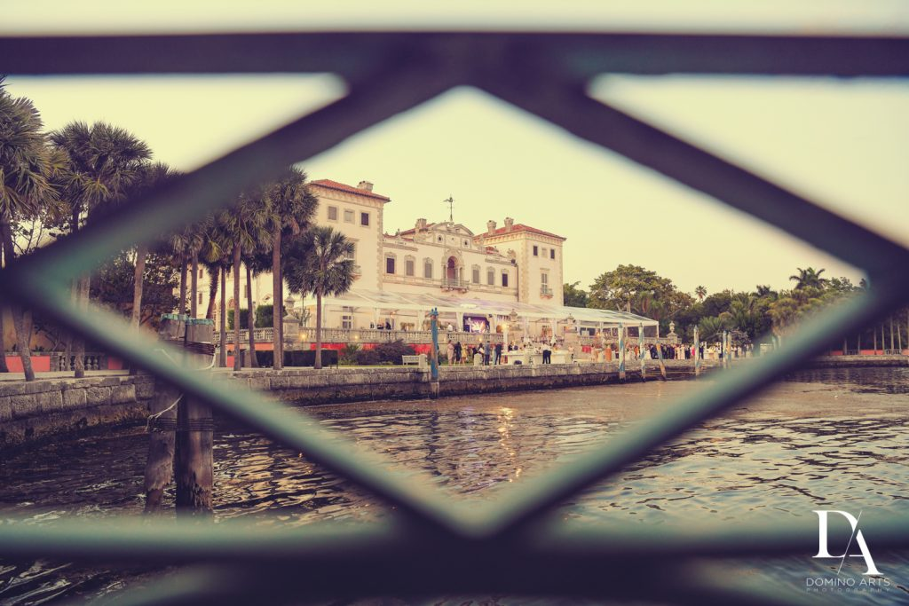 Haute Couture Dream Wedding at Vizcaya Museum & Gardens by Domino Arts Photography