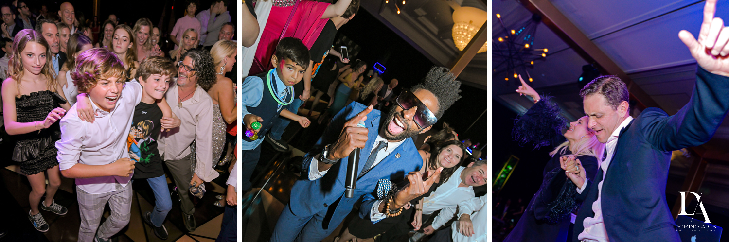 Triple P Entertainment at Designer invitations at Stylish Architectural B'Nai Mitzvah at the NEW JW Marriott Miami Turnberry Resort & Spa by Domino Arts Photography