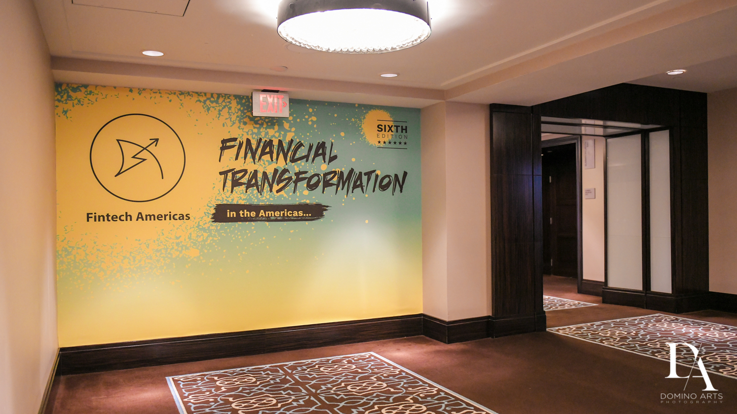 hotel at Fintech Americas Banking Conference Miami by Domino Arts Photography