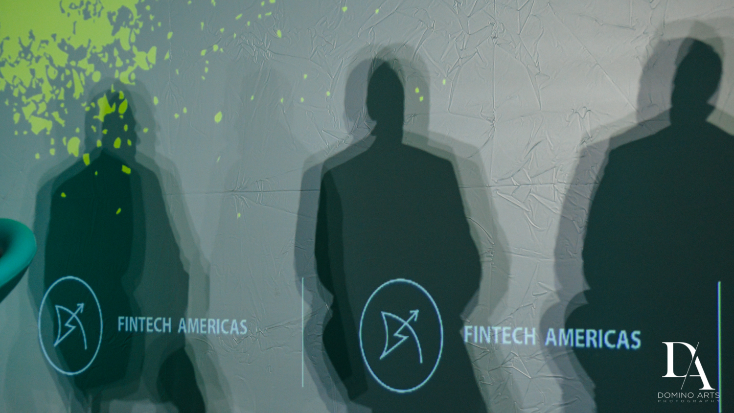 creative pictures at Fintech Americas Banking Conference Miami by Domino Arts Photography