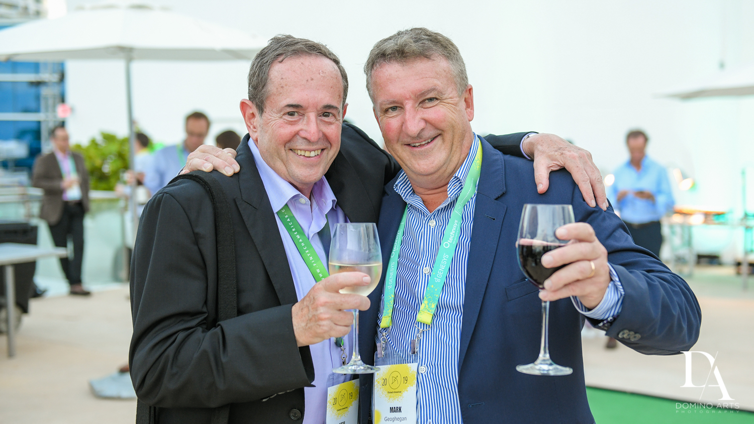 celebration at Fintech Americas Banking Conference Miami by Domino Arts Photography