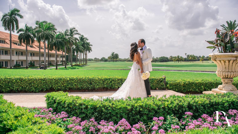 Elegant Classy Wedding at Trump Doral by Domino Arts Photography