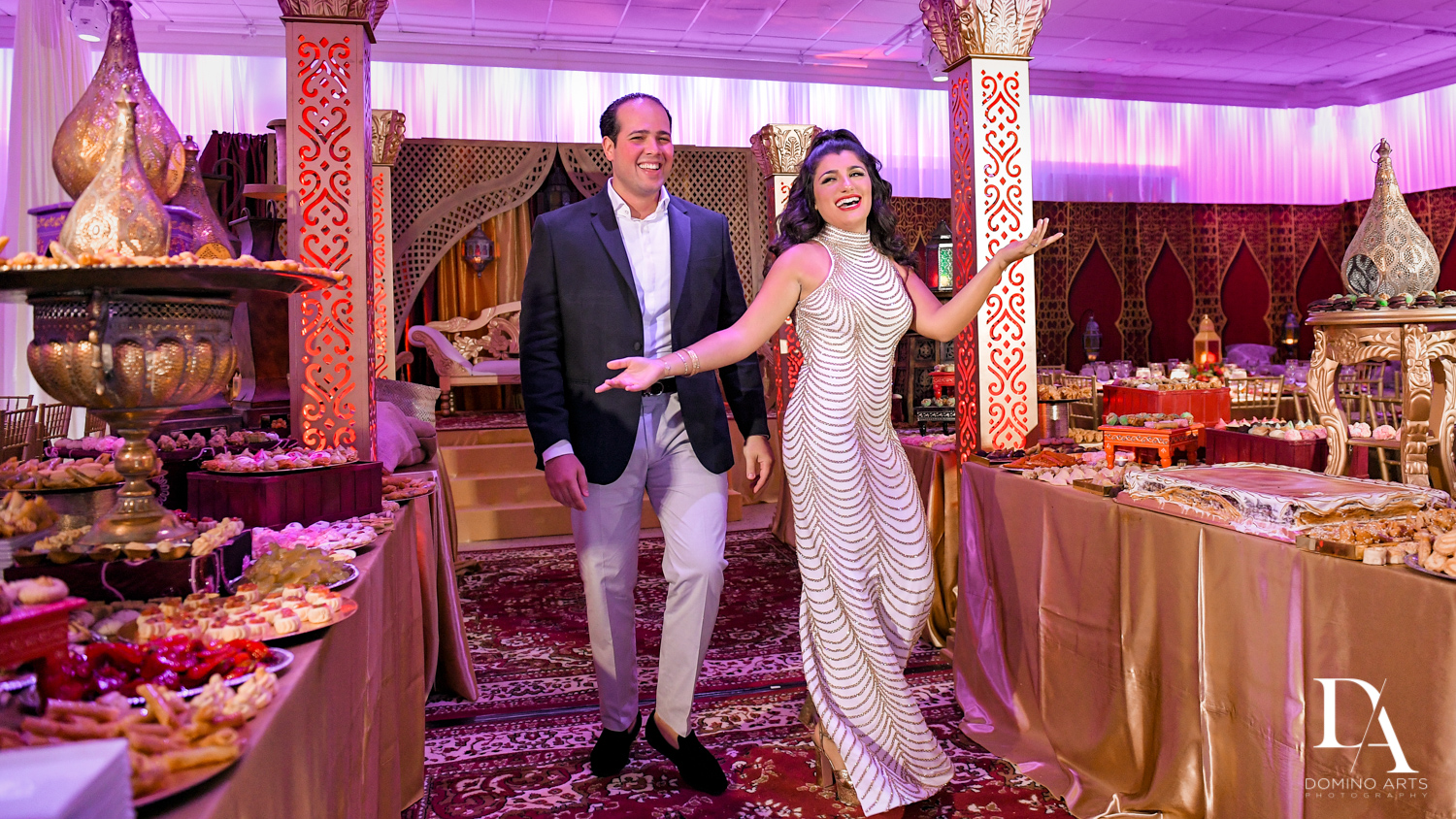fun photos at Authentic Morrocan Jewish Henna Party by Domino Arts Photography