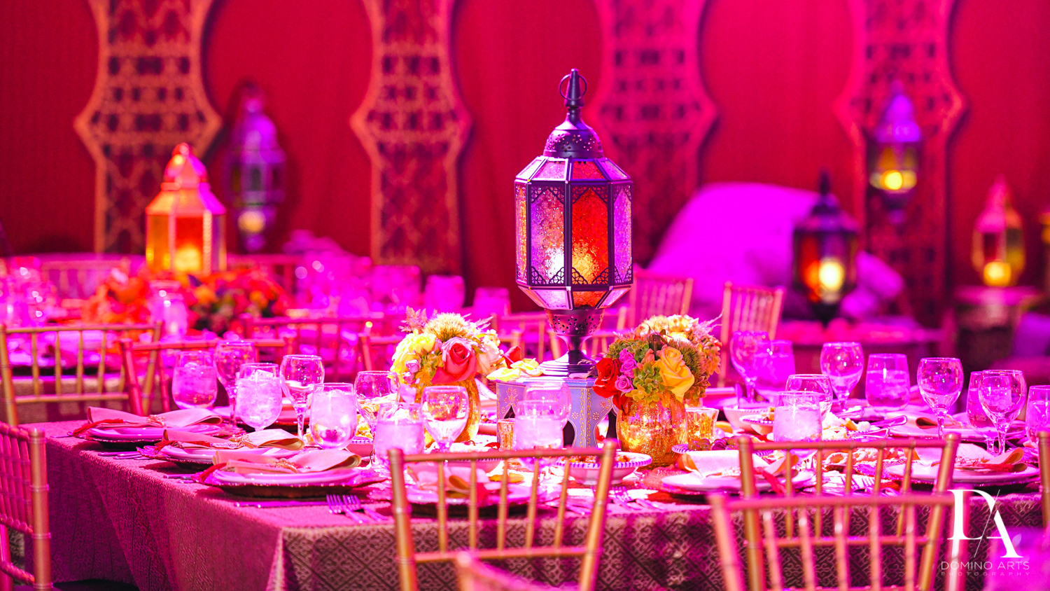 lamps at Authentic Morrocan Jewish Henna Party by Domino Arts Photography