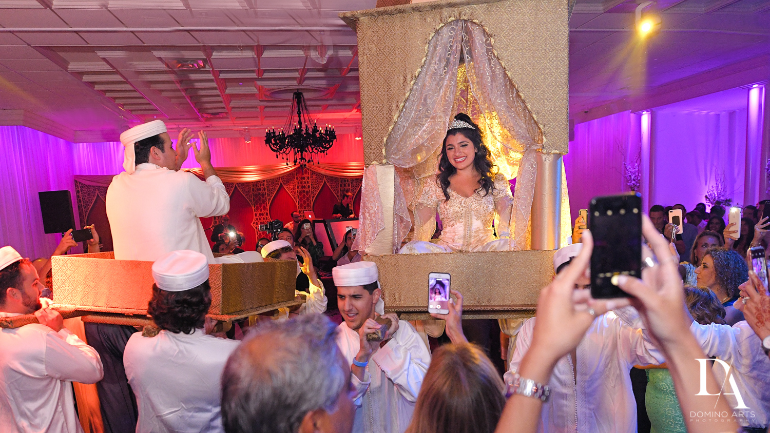Turkish wedding at Authentic Morrocan Jewish Henna Party by Domino Arts Photography