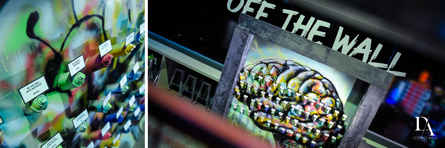 details at Urban Graffiti BNai Mitzvah with celebrity Shaq at Xtreme Action Park by Domino Arts Photography