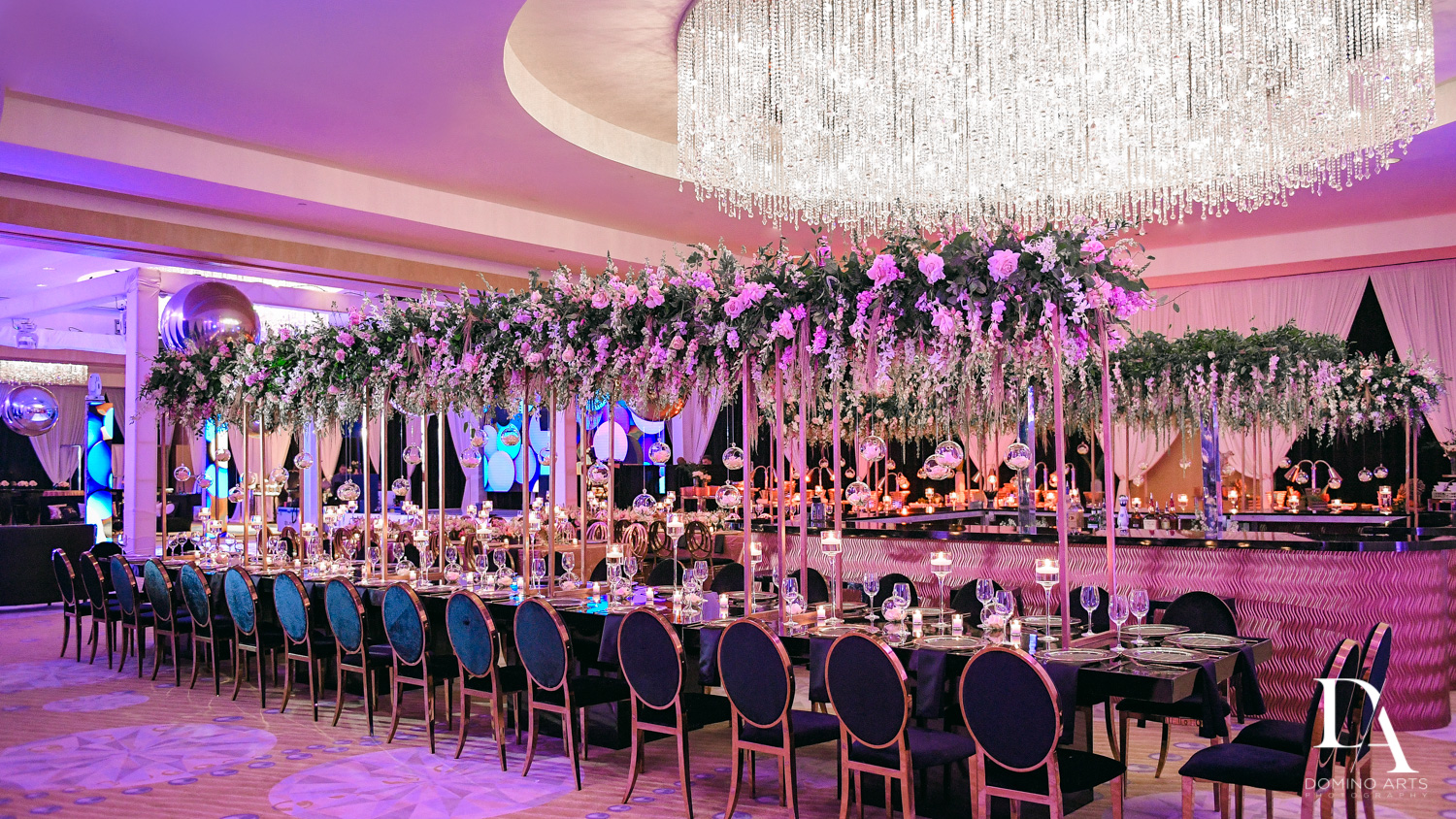 Masquerade Ball Bat Mitzvah at Ritz Carlton Fort Lauderdale by Domino Arts Photography