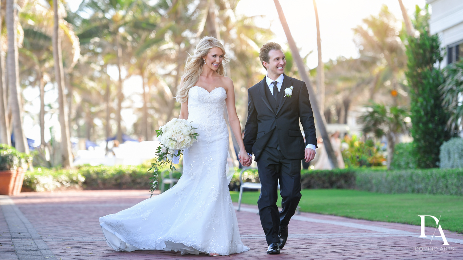 photojournalism at Extravagant Wedding at The Breakers Palm Beach by Domino Arts Photography