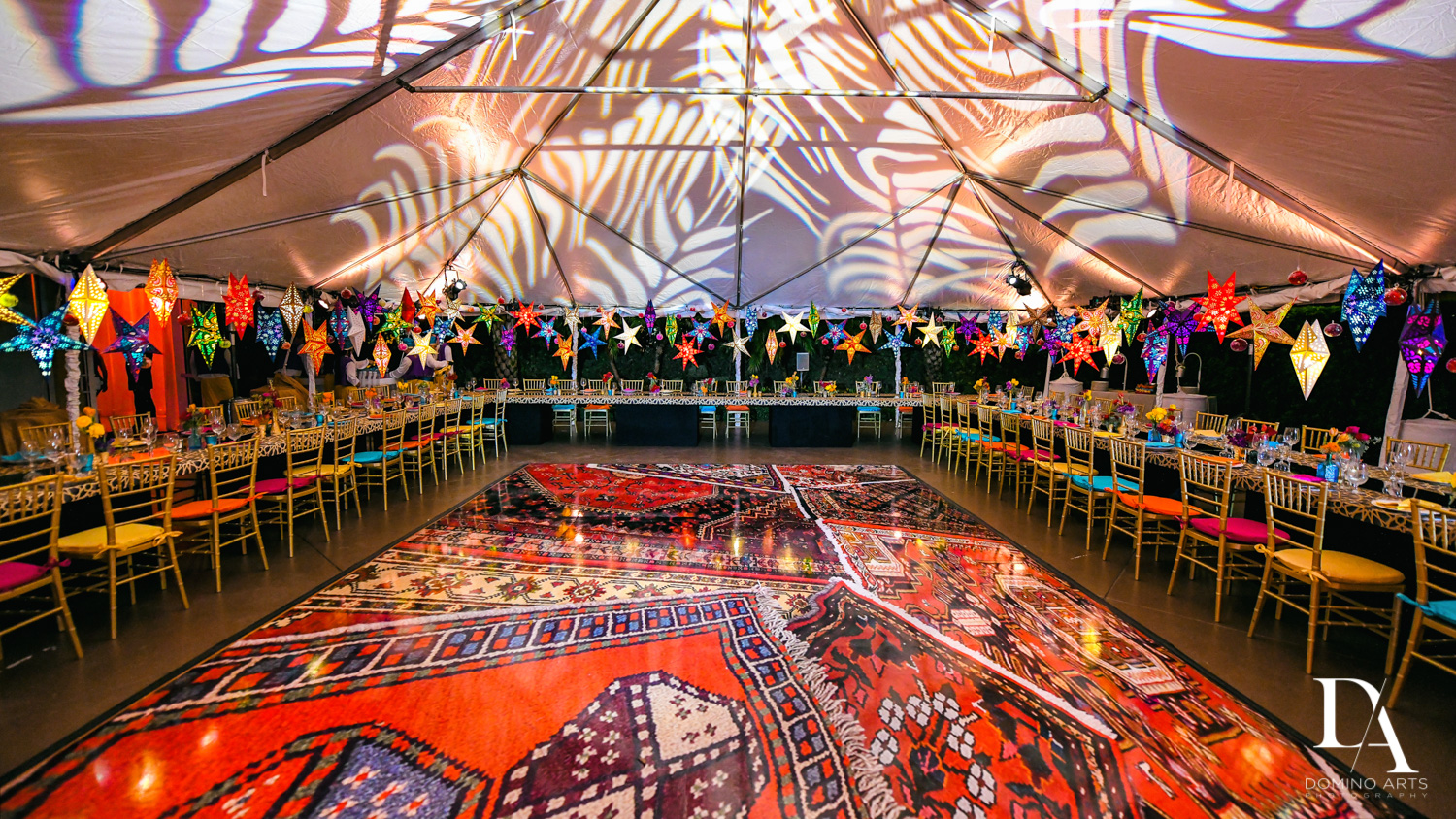 amazing decor at Exotic Moroccan BNai Mitzvah at Lavan by Domino Arts Photography