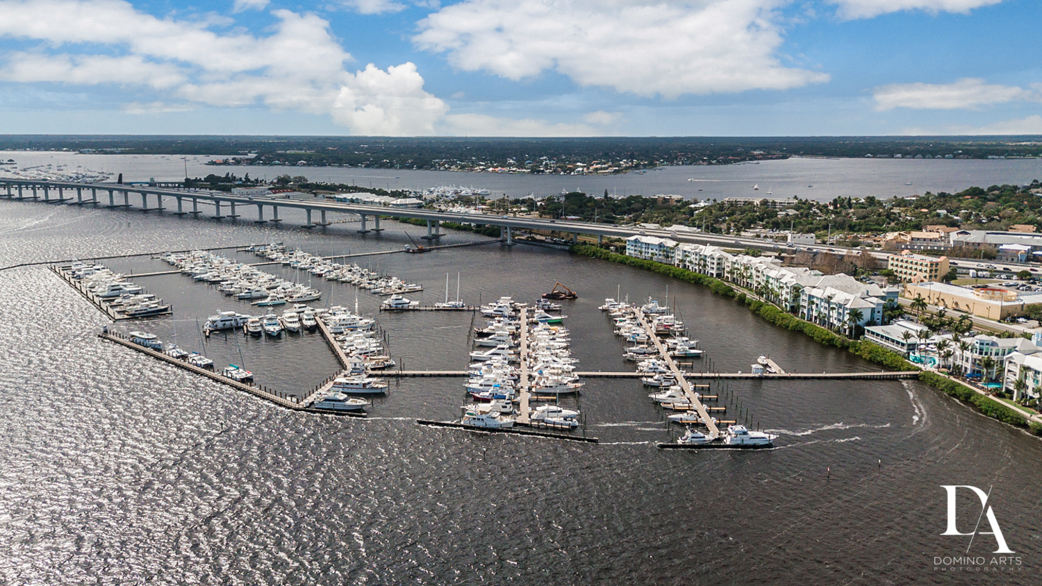 Harborage Yacht Club & Marina by Domino Arts Photography