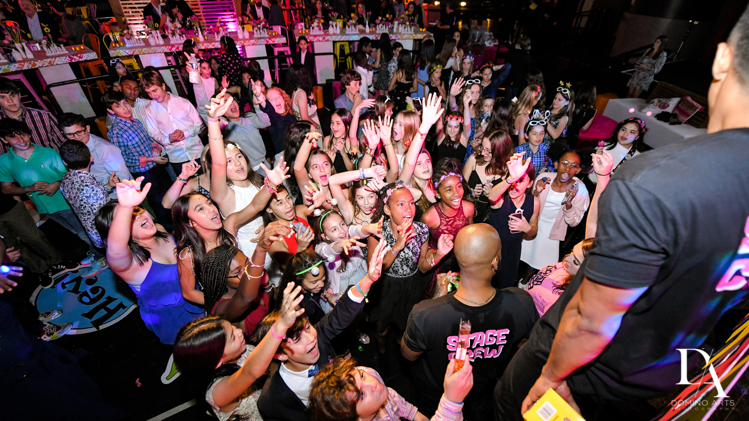 rock with u at Music Festival Bat Mitzvah at The Fillmore Miami Beach by Domino Arts Photography