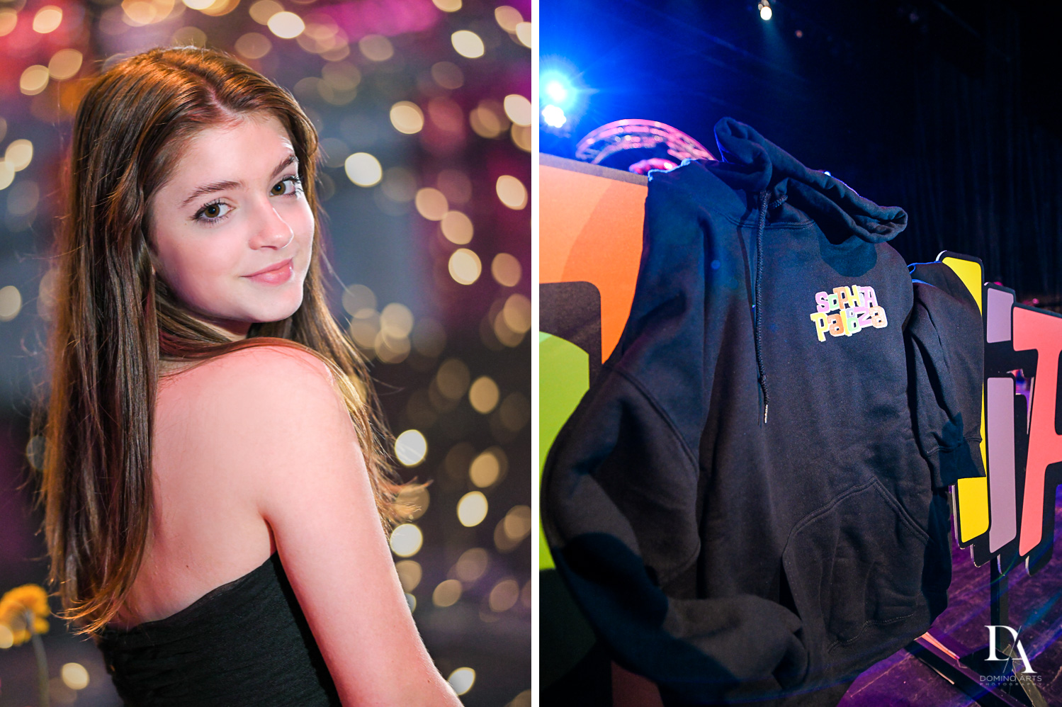 Music Festival Bat Mitzvah at The Fillmore Miami Beach by Domino Arts Photography
