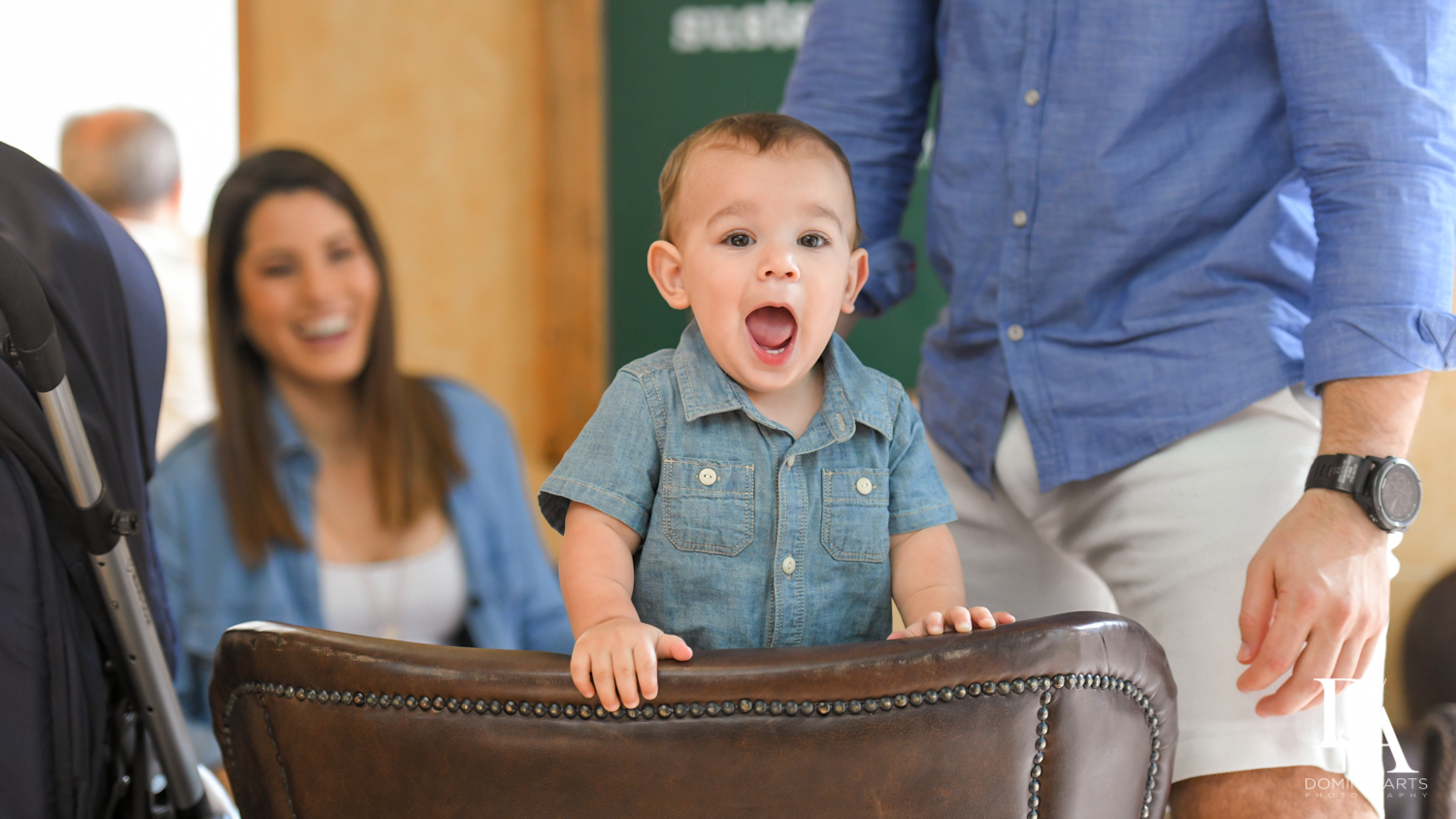 best baby pictures at Urban baby Photo Session in Coral Gables by Domino Arts Photography