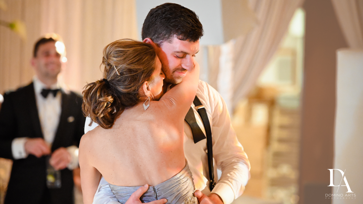 mom dance at Wedding at Boca Rio Golf Club by Domino Arts Photography