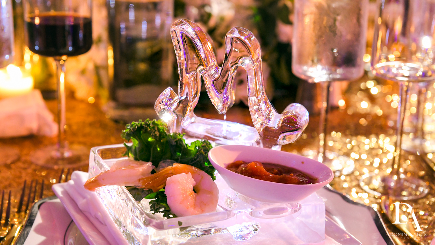 ice sculptures and catering at Madeline in Paris theme Bat Mitzvah at Boca Raton Resort and Club by Domino Arts Photography