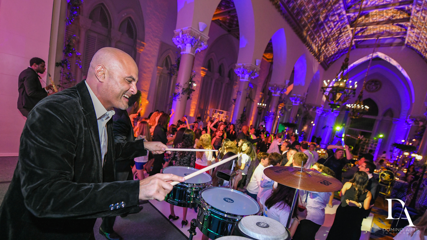 party entertainment at Madeline in Paris theme Bat Mitzvah at Boca Raton Resort and Club by Domino Arts Photography
