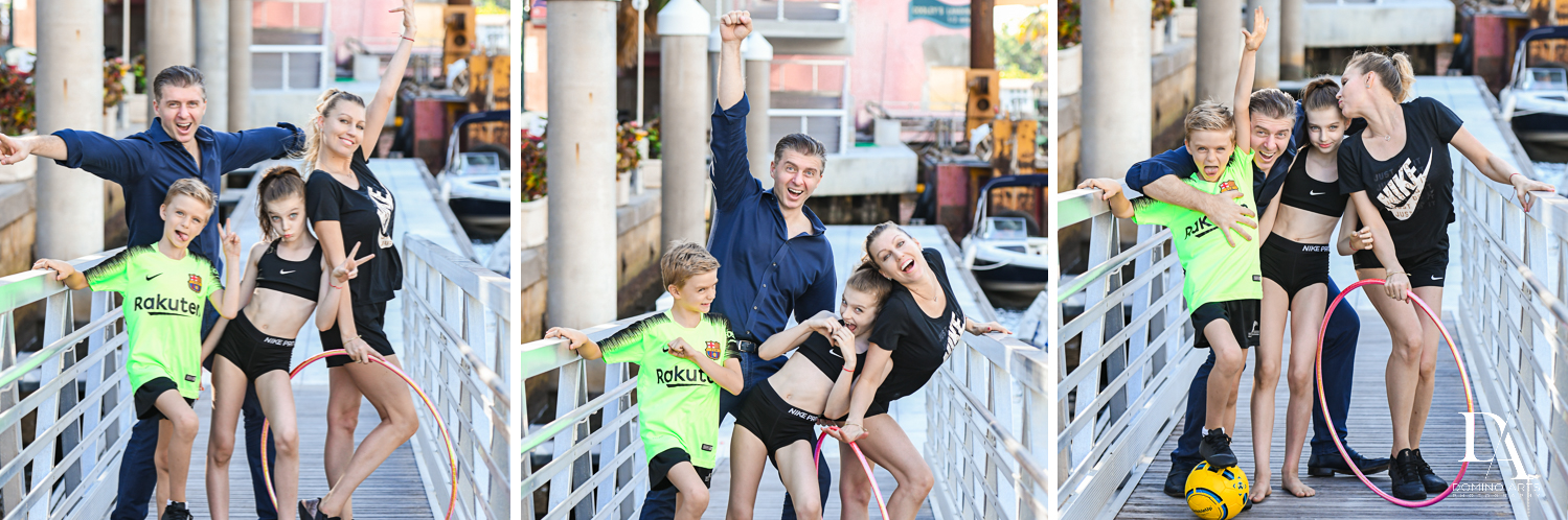 Family Photo Session Riverwalk Fort Lauderdale by Domino Arts Photography