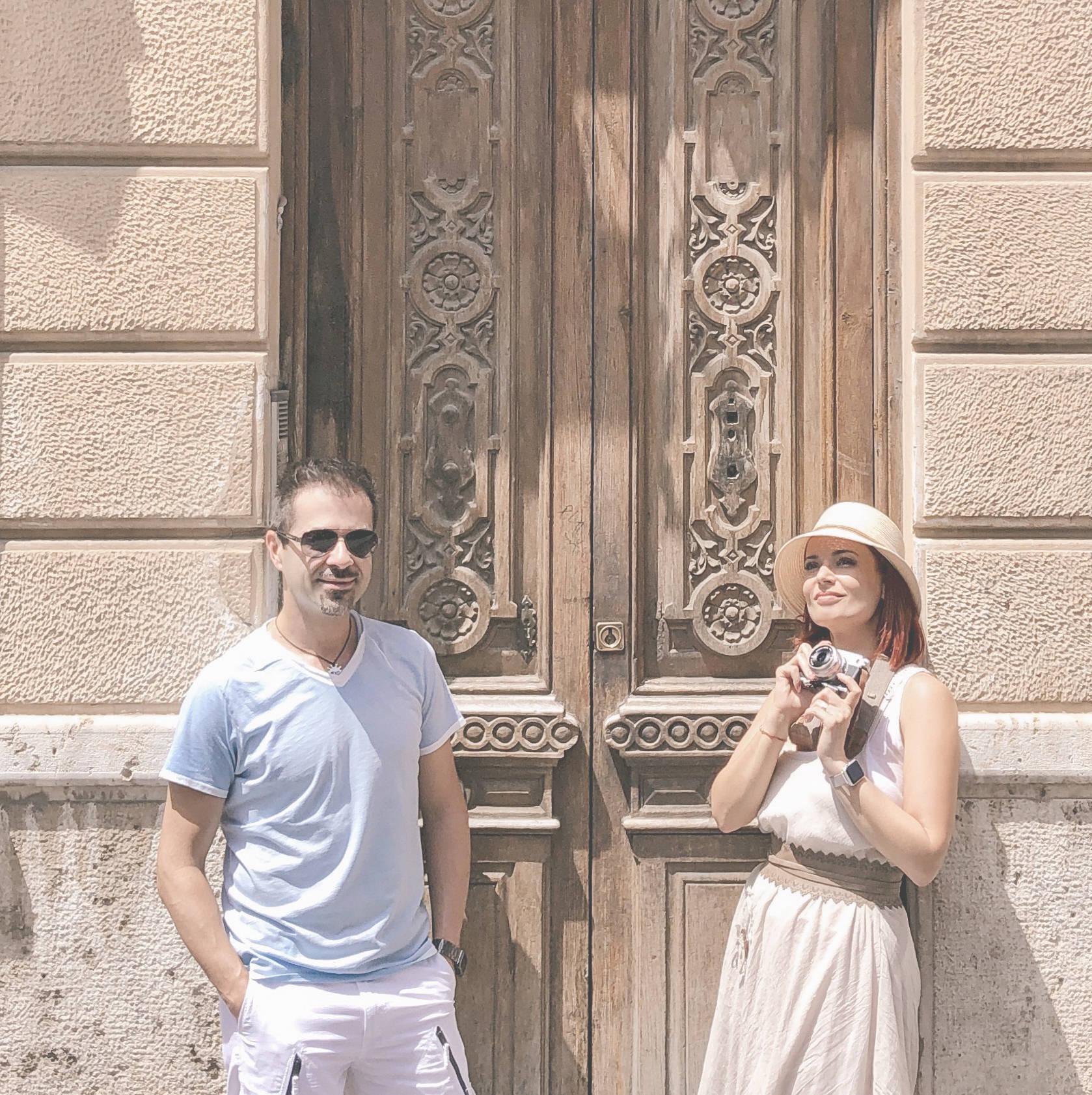 Plamen and Paulina Blagoev