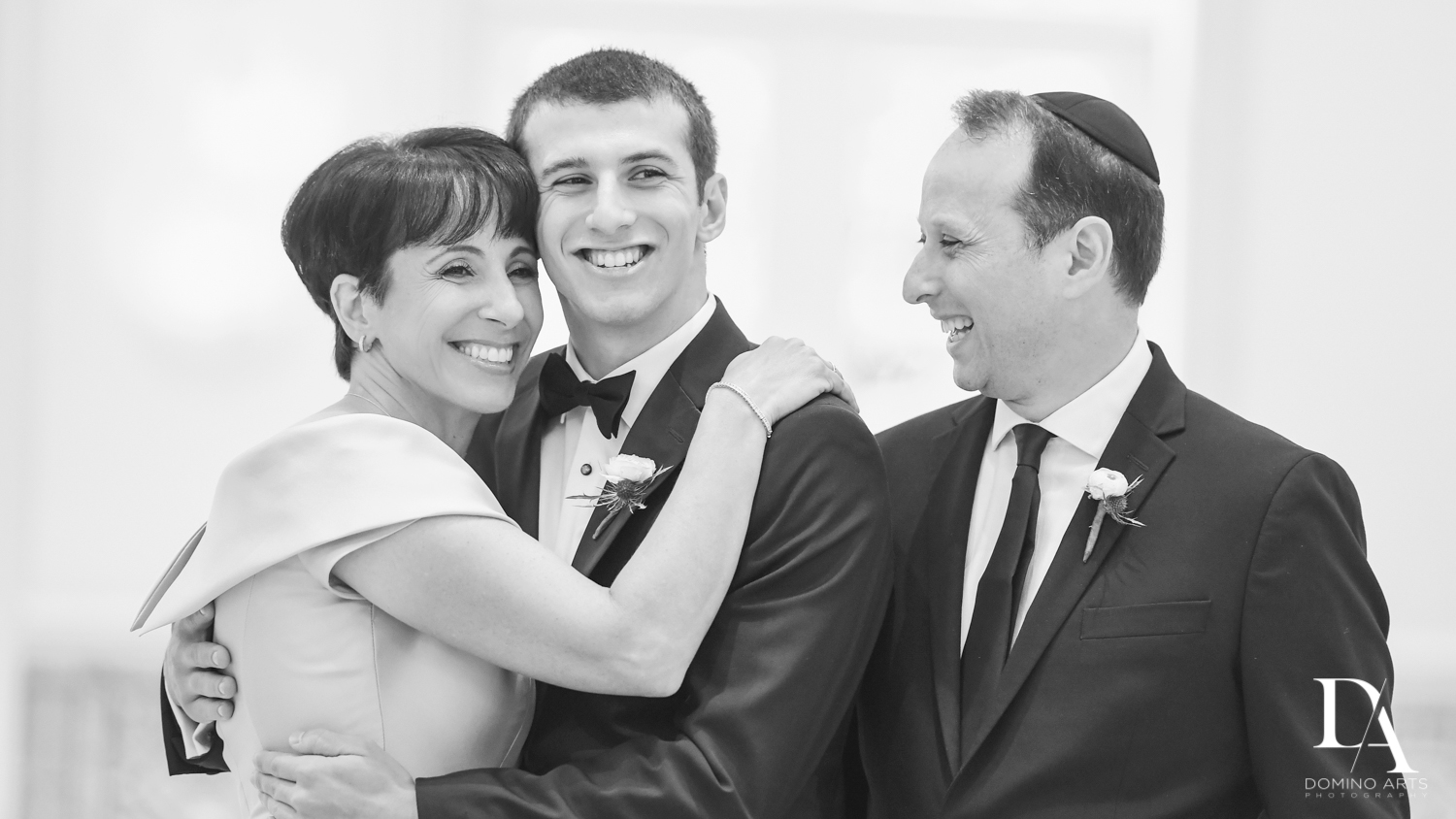B&W photos at Luxury Summer Wedding at The Colony Hotel Palm Beach by Domino Arts Photography