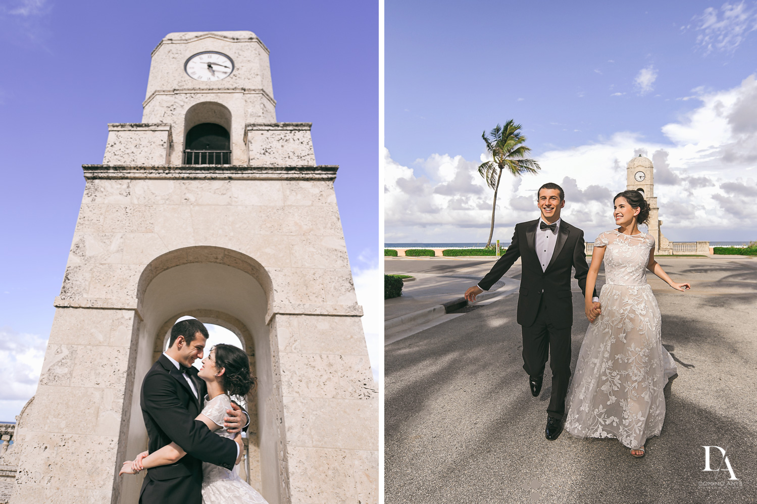 classical wedding portraits by domino arts
