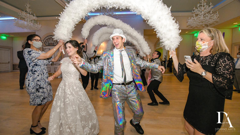 florida wedding shtick rental at jewish party by domino arts