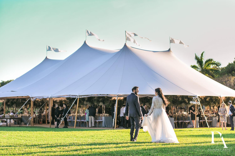 best wedding tent rentals at deering estate by domino arts