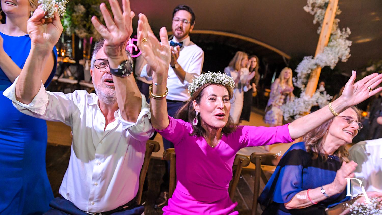 jewish wedding traditions at deering estate miami by domino arts