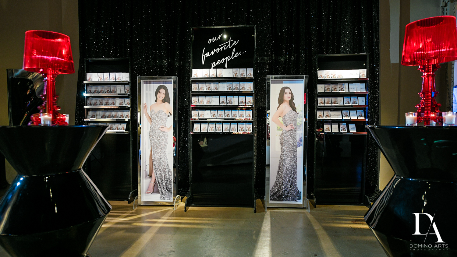Fashion Theme Bat Mitzvah at Gallery of Amazing Things by Domino Arts Photography