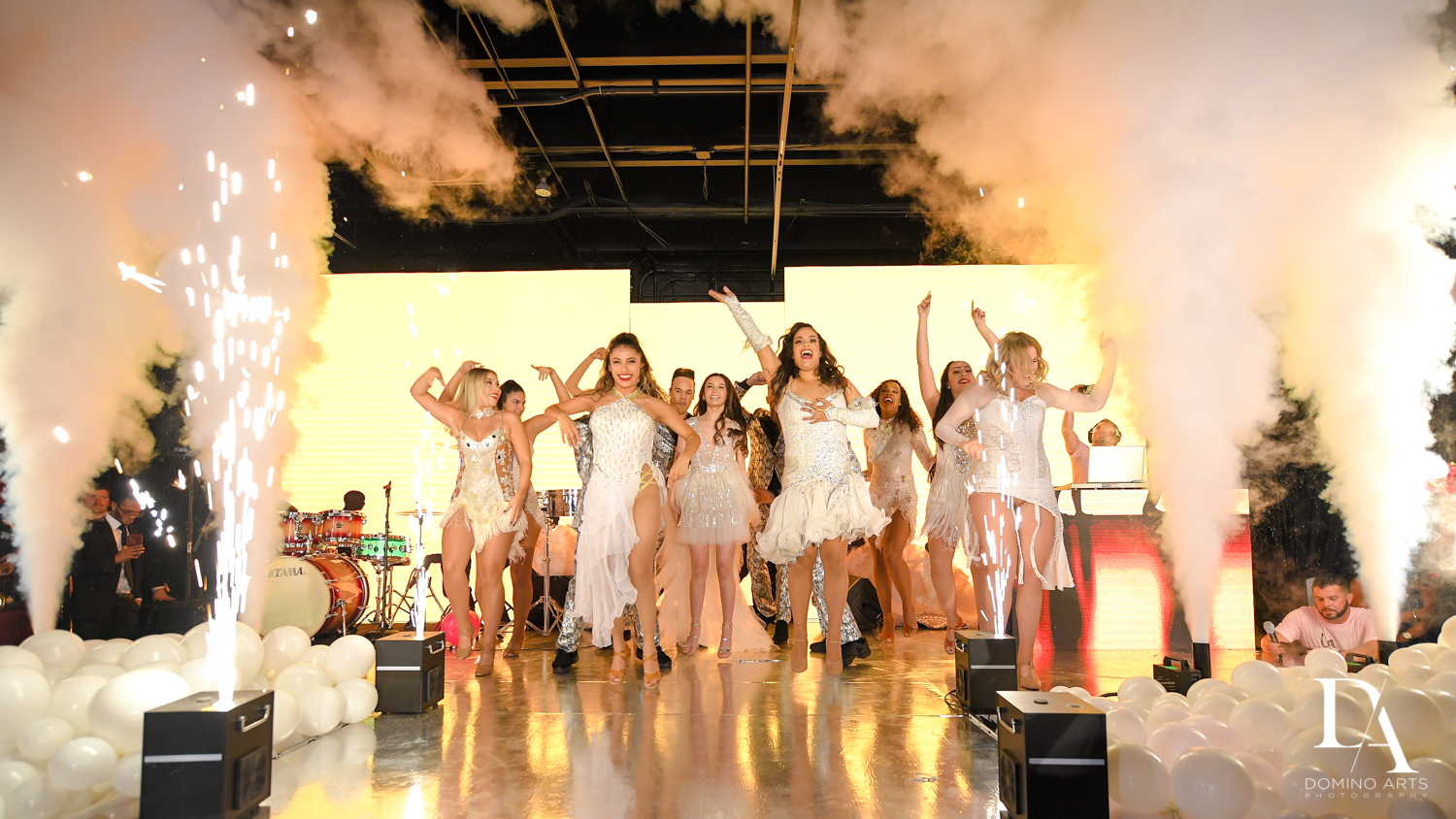 show at Fashion Theme Bat Mitzvah at Gallery of Amazing Things by Domino Arts Photography