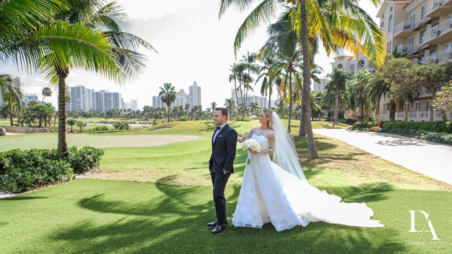 first look at golf course at aventura turnberry by domino arts photography