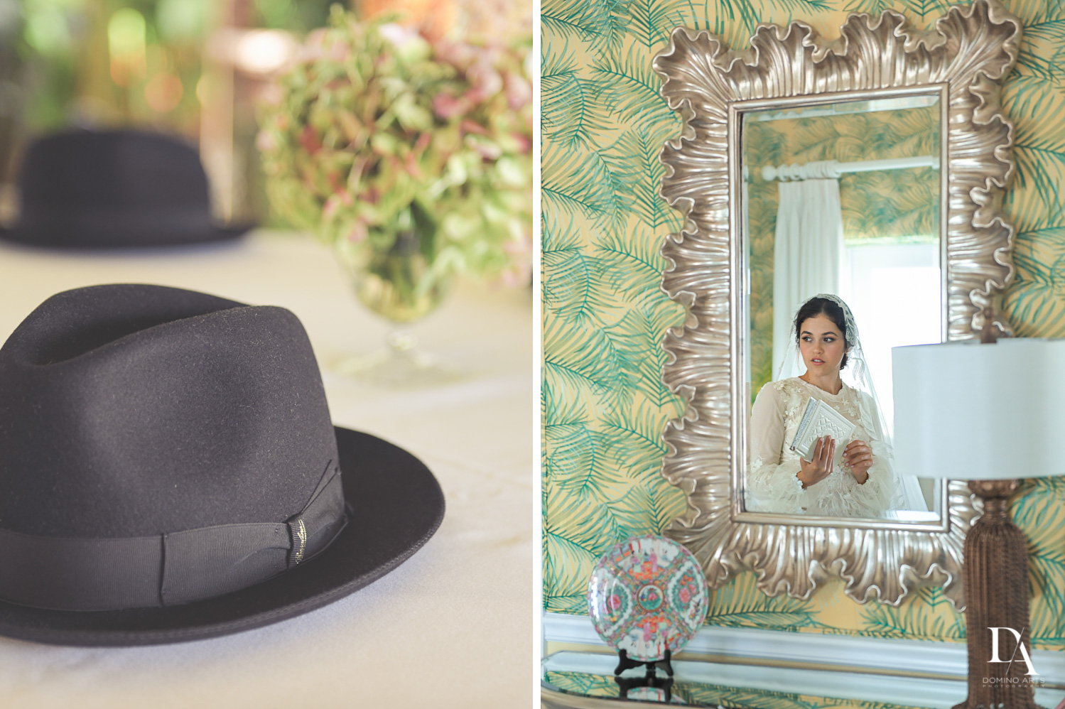 classic details at Jewish Orthodox Wedding in Palm Beach by Domino Arts Photography