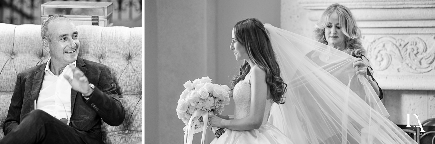 natural bride pictures at Beautiful Intimate Wedding at Mizner Country Club by Domino Arts Photography