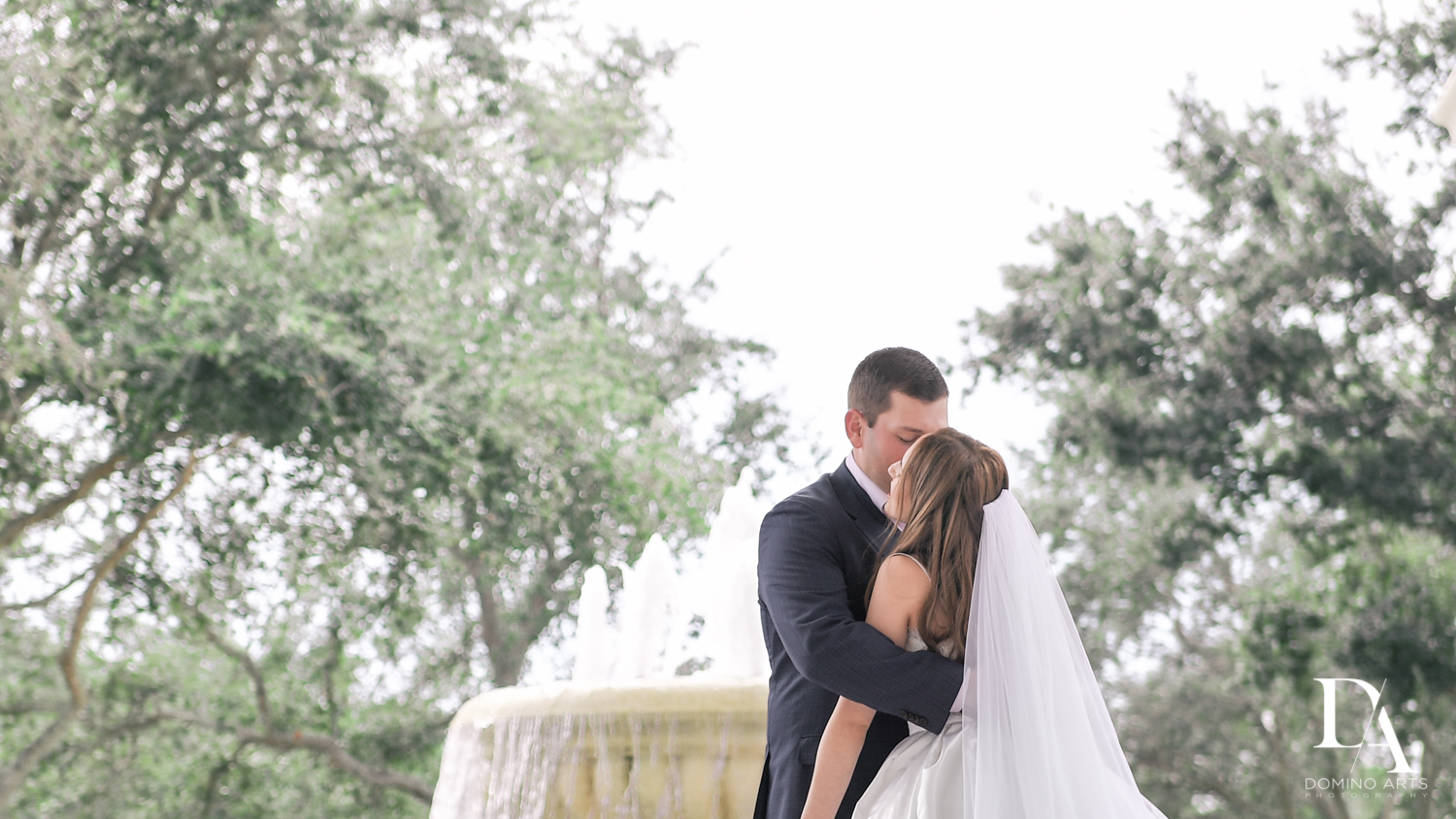first look at Beautiful Intimate Wedding at Mizner Country Club by Domino Arts Photography