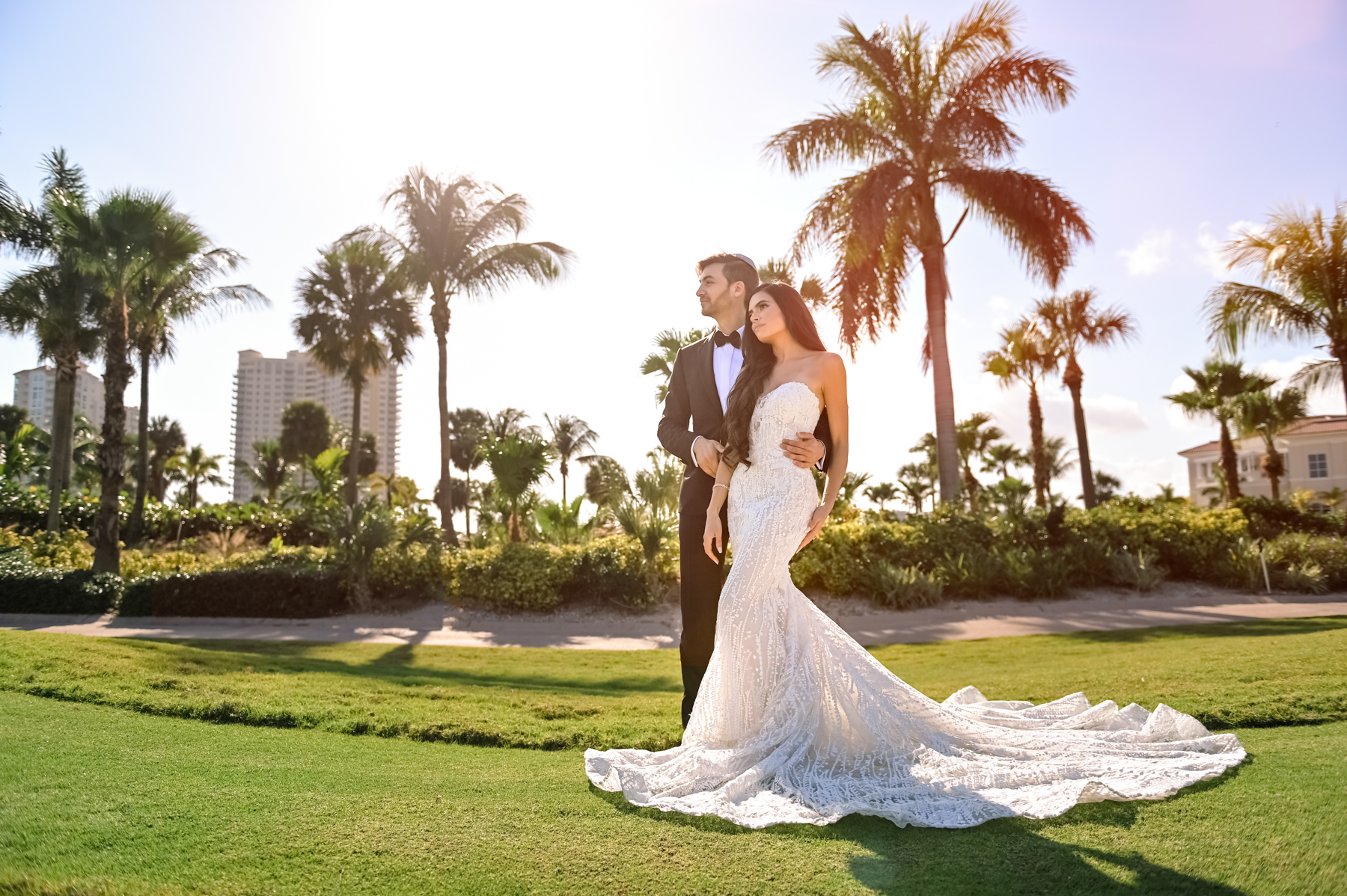 Luxury Private Estate Wedding at North Miami by Domino Arts Photography